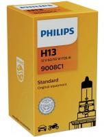 Автомобильная лампочка Philips Standard H13 60/55W 12V