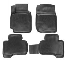 Коврики в салон для Suzuki Grand Vitara '06- полиуретановые (L.Locker)