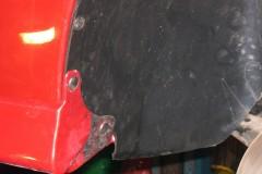 Фото 6 - Подкрылок передний правый для Mitsubishi Lancer 9 '04-09, седан/универсал. (Novline)