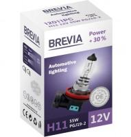 Автомобильная лампочка Brevia H11 12V 55W