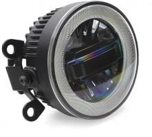 Противотуманные фары для Peugeot 307 '05-07 (LED-DRL) светодиодные с DRL