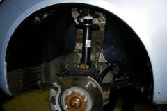 Фото 3 - Подкрылок передний левый для Mitsubishi Colt '09-10 (Novline)