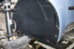 Фото 4 - Подкрылок передний левый для Mitsubishi Colt '09-10 (Novline)