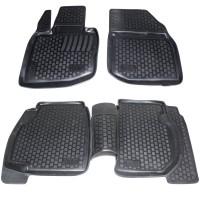 Коврики в салон для Honda Civic 5D '06-12 полиуретановые (L.Locker)
