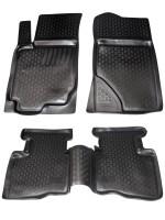 Коврики в салон для Hyundai Elantra HD '06-10 полиуретановые (L.Locker)