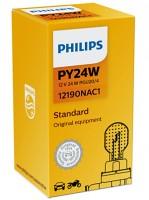 Автомобильная лампочка Philips Standard PY24W 24W 12V