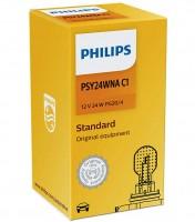 Автомобильная лампочка Philips Standard PSY24W 24W 12V