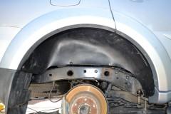 Подкрылок задний правый для Mitsubishi Pajero Sport 2 '08-16 (Novline)