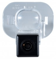 Штатная камера заднего вида Prime-X MY-12-4444 для Hyundai Accent (Solaris) '11- седан