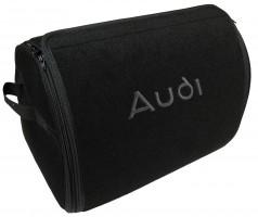 Органайзер в багажник L Audi, черный