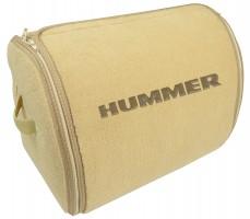 Органайзер в багажник L Hummer, бежевый