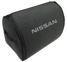 Органайзер в багажник L Nissan, серый