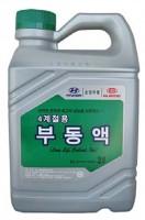 Антифриз-концентрат Hyundai/Kia (Mobis) Long Life Coolant (07100-00200) 2 л.