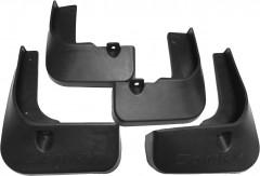 Брызговики для Toyota Camry V55 '14-17 полный комплект (AVTM)