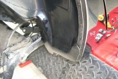 Фото 4 - Подкрылок передний правый для Geely MK Sedan '06-14 (Novline)