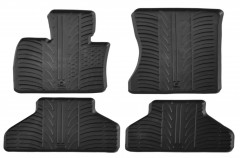 Коврики в салон для BMW X5 E70 '07-13 резиновые (GledRing)