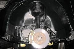 Подкрылок задний правый для Chery Tiggo '05-12 (Novline)