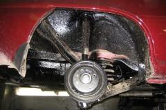 Фото 2 - Подкрылок задний правый для Daewoo Nexia '95- (Novline)