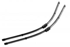 Щетки стеклоочистителя бескаркасные Oximo 700 и 700 мм. (к-кт) WAPX300300