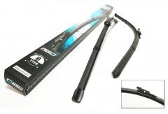Щетки стеклоочистителя бескаркасные Oximo 600 и 475 мм. (к-кт) WB400525