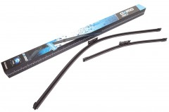 Щетки стеклоочистителя бескаркасные Oximo 600 и 475 мм. (к-кт) WC400525