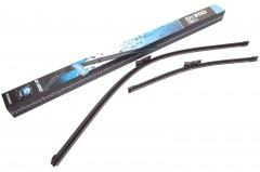 Щетки стеклоочистителя бескаркасные Oximo 750 и 650 мм. (к-кт) WCP250350