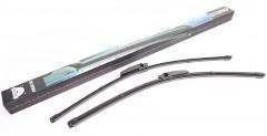 Щетки стеклоочистителя бескаркасные Oximo 550 и 550 мм. (к-кт) WE450450