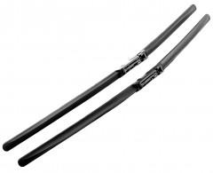 Щетки стеклоочистителя бескаркасные Oximo 650 и 650 мм. (к-кт) WFP350350