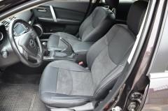 Авточехлы Leather Style для Mazda 6 '08-12 (MW Brothers)