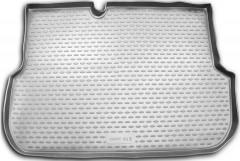 Коврик в багажник для Chery Jaggi (QQ6) '06-, полиуретановый (Novline / Element) черный
