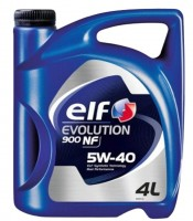 ELF Evolution 900 NF 5W-40 (194873) 4 л.