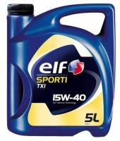 ELF Sporti TXI 15W-40 5 л.