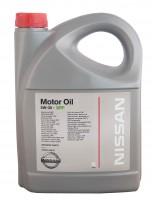 Nissan Motor Oil 5W-30 DPF (KE900-90043) 5 л.
