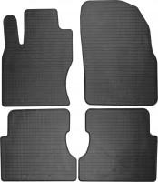 Коврики в салон для Ford Focus II '04-11 резиновые (Stingray)