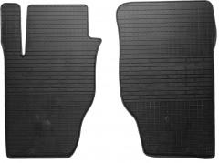 Коврики в салон передние для Kia Sorento '03-09 BL резиновые (Stingray)