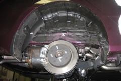 Фото 7 - Подкрылок задний левый для Hyundai Accent (Solaris) '11-, седан (Novline)