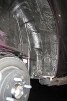 Фото 14 - Подкрылок задний левый для Hyundai Accent (Solaris) '11-, седан (Novline)