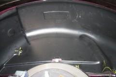 Фото 16 - Подкрылок задний левый для Hyundai Accent (Solaris) '11-, седан (Novline)