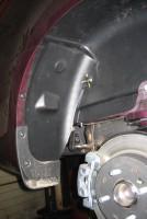 Фото 17 - Подкрылок задний левый для Hyundai Accent (Solaris) '11-, седан (Novline)