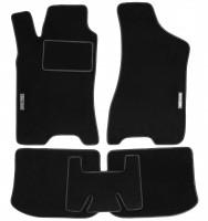 Textile-Pro Коврики в салон для Audi 80 '86-94 текстильные, черные (Стандарт)