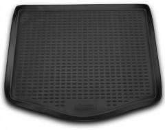 Коврик в багажник для Ford C-Max '03-10, полиуретановый (Novline / Element) черный