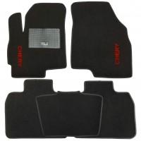 Коврики в салон для Chery Tiggo 5 '14- текстильные, черные (Стандарт)