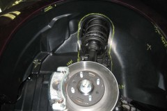 Фото 5 - Подкрылок передний правый для Hyundai Accent (Solaris) '11-, седан (Novline)