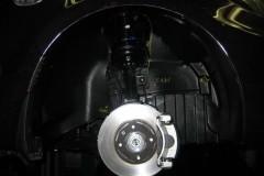 Фото 13 - Подкрылок передний правый для Hyundai Accent (Solaris) '11-, седан (Novline)