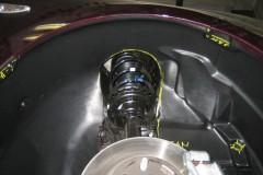Фото 16 - Подкрылок передний правый для Hyundai Accent (Solaris) '11-, седан (Novline)