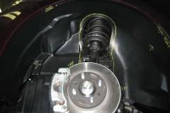 Фото 18 - Подкрылок передний правый для Hyundai Accent (Solaris) '11-, седан (Novline)