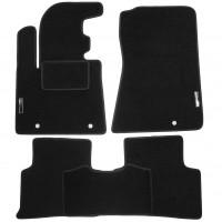Коврики в салон для Kia Sportage '16- текстильные, черные (Стандарт)
