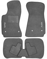 Textile-Pro Коврики в салон для Audi A4 '95-99 текстильные, серые (Стандарт)