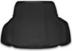Коврик в багажник для Hyundai Genesis '12-, полиуретановый (Novline / Element) черный