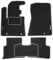 Коврики в салон для Kia Sportage '16- текстильные, серые (Стандарт)